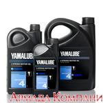 Моторное масло для 4-тактных двигателей Yamalube 4
