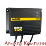 Зарядное устройство Marinco 10 Амп (2*5 Амп) на 2 аккумулятора, 12-24 В