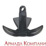 Речной якорь-грибок, в ПВХ оболочке (6.8 кг)
