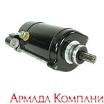 Электростартер Yamaha 6M6-81800-10-00 в сборе