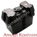 Аккумуляторный ящик для АКБ - 12 Вольт (с USB разъемами)