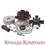 Ремкомплект помпы охлаждения для мотора Johnson-Evinrude с корпусом - 70-75 л.с.