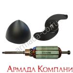 Ремкомплект ротора (якоря) для электромоторов Minn Kota 80 (24 Вольт)