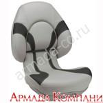 Кресло Attwood Centric X - черное 97S05BK-2