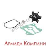 Малый ремкомплект помпы охлаждения для лодочных моторов Honda BF35, BF40, BF45, BF50