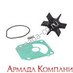 Малый ремкомплект помпы охлаждения для лодочных моторов Honda BF75, BF90 (до серийного номера мотора 1199999)