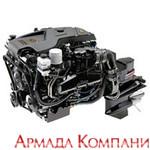 Двигатель MerCruiser 350 MAG MPI Horizon с колонкой Браво 1, бензиновый