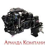 Двигатель MerCruiser 350 MAG MPI (с колонкой Альфа, Браво 1, Браво 2, Браво 3), бензиновый