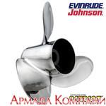 Гребной винт для мотора Johnson/Evinrude стальной Express (диаметр 14 х шаг 19), PA1-1419