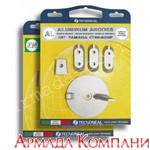 Комплект алюминиевых анодов Yamaha 40-60 л.с.