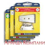 Комплект алюминиевых анодов для Volvo Penta DPH и DPR