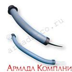 Кожух для тросов защитный 50 мм, пластмассовый (длина 80 см)