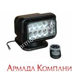 Фараискатель Golight LED с пультом ДУ (светодиодный, черный)