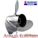 Винт для Suzuki стальной Speed Zone (диаметр 14 3/4 х шаг 25), S-1425