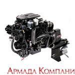 Двигатель MerCruiser 4.3L MPI (c колонкой Альфа, Браво 2, Браво 3), бензиновый