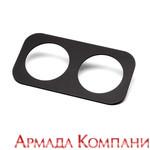 Рамка приборной панели Yamaha, (2 кольца)