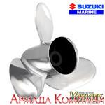 Винт для Suzuki стальной Express (диаметр 16 х шаг 19), VO-1619