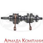 Коленвал для двигателя Rotax Sea-Doo 587 см3