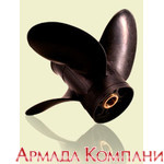 Винт Piranha 4-х лопастной для моторов Suzuki (диаметр 13, шаги от 18 до 24)