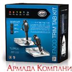 Комплект транцевых плит Lenco для катера, размер 12 x 12 (светодиодная панель управления)