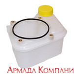 Масляный бачок мотора гидроподъема