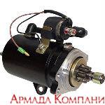 Электростартер для лодочного мотора Yamaha 55 BEDS и BETL
