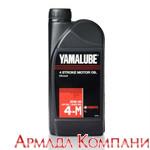 Моторное масло для 4-тактных двигателей Yamalube 4M