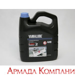 Моторное масло для 2-тактных двигателей Yamalube 2