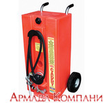 Канистра на колесах Gas Caddy - для бензина