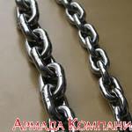 Якорная цепь 10мм, (30м), нерж. сталь