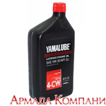 Моторное масло для 4-тактных двигателей Yamalube 4CW