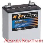 Аккумулятор Deka ETX16L (емкость 19Ач)