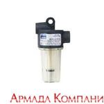 Фильтр сепаратор топливный для снегохода (10 микрон)