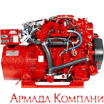 Судовой бензиновый генератор Westerbeke 6,4 SBEG Low-CO