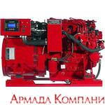 Судовой дизель-генератор Westerbeke 17,0 EDE D-NET