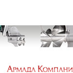 Поворотно-рулевая колонка Volvo Penta DPS-A (1.78)