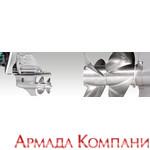 Поворотно-рулевая колонка Volvo Penta DPS-A (2.32)