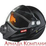 Шлем BV2s Ski Doo для снегохода, Electric SE (электроподогрев), цвет черный