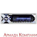 Морская аудиомагнитола Jensen Stereo DV2007 AM/FM/CD/DVD-плеер