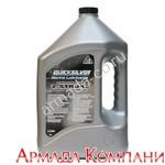 Моторное масло Quicksilver Premium Plus для 2-Х тактных подвесных моторов (мин.) 4 л