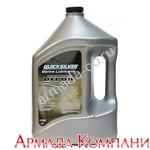 Моторное масло Quicksilver для 2-х тактных моторов DFI с прямым впрыском топлива (мин.), 4 л