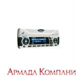 Морская аудиомагнитола AM/FM/ WB/CD/спутниковое радио Sirius