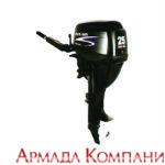 Лодочный мотор PARSUN F25BWS (румпель + электрозапуск)
