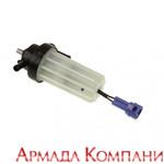 Топливный фильтр для лодочных моторов Suzuki DF100A-140A с датчиком воды