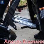 Транспортировочный упор для гидроцилиндра мотора