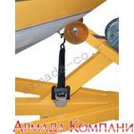 Ремень-стропа с талрепом для фиксации груза (110 см, 1200 кг) за носовой рым