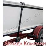 Ремень-стропа бортовая для фиксации катера на прицепе (97 см, 2400 кг)