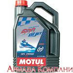 Моторное масло MOTUL 600 DI JET 2T (4 литра)