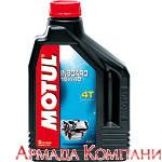 Моторное масло MOTUL Inboard Tech 4T 15W-50 Technosynt для стационарных двигателей (5 литров)
