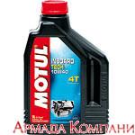 Моторное масло MOTUL Inboard Tech 4T 10W-40 Technosynt (для стационарных двигателей), 2 литра